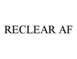 RECLEAR AF