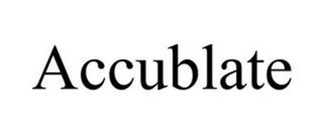 ACCUBLATE
