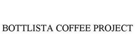 BOTTLISTA COFFEE PROJECT