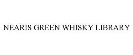 NEARIS GREEN WHISKY LIBRARY
