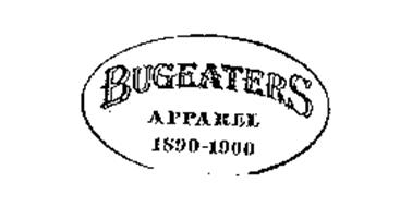 Bugeaters apparel 1890 1900 trademark of nebraska clothing for Hats and shirts with company logo