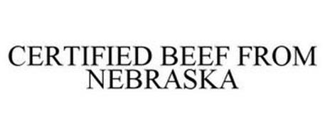 CERTIFIED BEEF FROM NEBRASKA