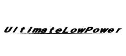 ULTIMATELOWPOWER