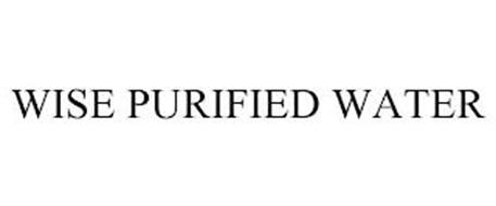 WISE PURIFIED WATER