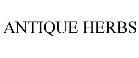 ANTIQUE HERBS