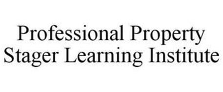 PROFESSIONAL PROPERTY STAGER LEARNING INSTITUTE