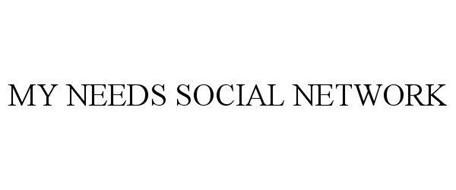 MY NEEDS SOCIAL NETWORK