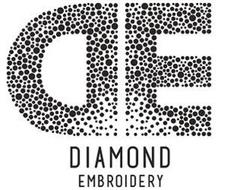 DE DIAMOND EMBROIDERY