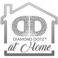 DD DIAMOND DOTZ AT HOME