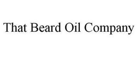 THAT BEARD OIL COMPANY