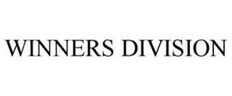 WINNERS DIVISION