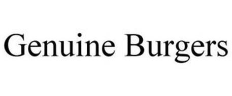 GENUINE BURGERS
