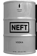 IGNITING LIQUID NEFT VODKA 700ML · 40% ALC./VOL.