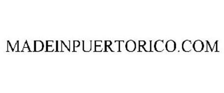 MADEINPUERTORICO.COM
