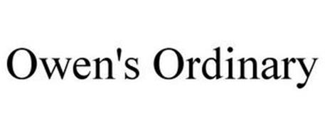 OWEN'S ORDINARY