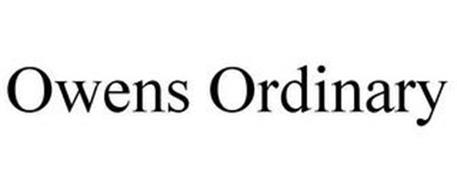 OWENS ORDINARY