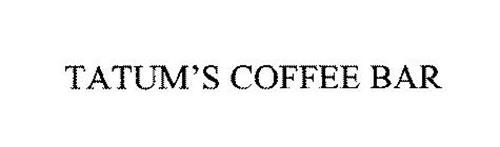 TATUM'S COFFEE BAR