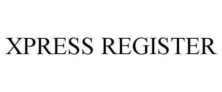 XPRESS REGISTER