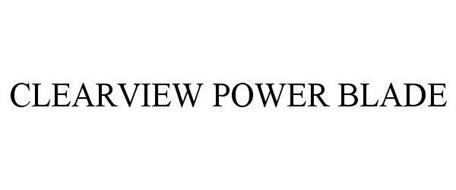 CLEARVIEW POWER BLADE