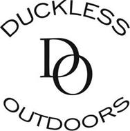 DUCKLESS DO OUTDOORS