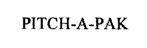 PITCH-A-PAK