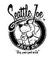 "SEATTLE-JOE JAVA CO. ""DOG GONE GOOD COFFEE"""