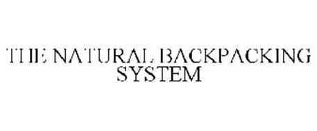 THE NATURAL BACKPACKING SYSTEM
