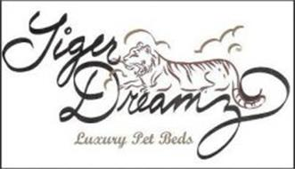 TIGER DREAMZ LUXURY PET BEDS