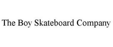 THE BOY SKATEBOARD COMPANY