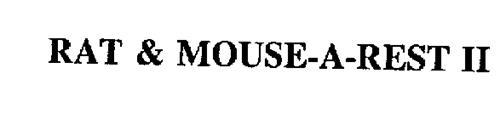 RAT & MOUSE-A-REST II