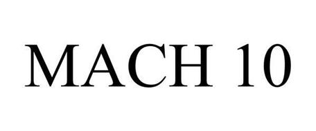 mach 10 trademark of neptune technology group inc serial