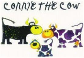 connie the cow coloring pages - photo#11