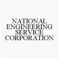 NATIONAL ENGINEERING SERVICE CORPORATION