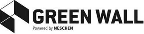 GREEN WALL POWERED BY NESCHEN