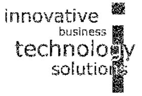 INNOVATIVE BUSINESS TECHNOLOGY SOLUTIONS