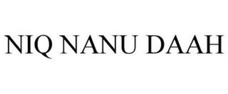 NIQ NANU DAAH