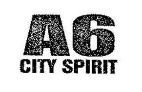A6 CITY SPIRIT