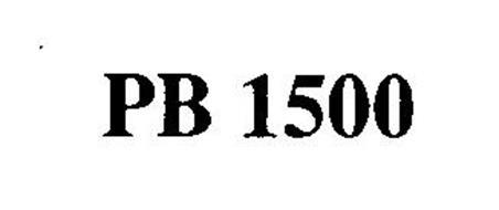 PB1500