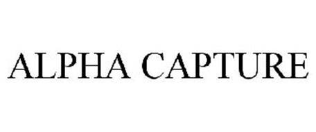 ALPHA CAPTURE