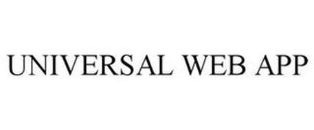 UNIVERSAL WEB APP