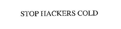 STOP HACKERS COLD