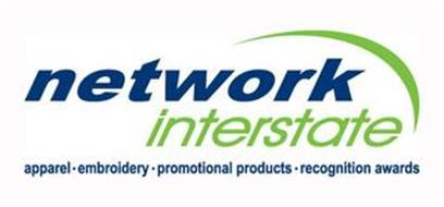NETWORK INTERSTATE APPAREL·EMBROIDERY·PROMOTIONAL PRODUCTS·RECOGNITION AWARDS