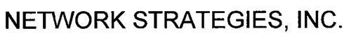 NETWORK STRATEGIES, INC.