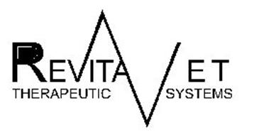 Revitavet Therapeutic Systems 85084960 on light injuries