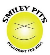 SMILEY PITS DEODORANT FOR KIDS