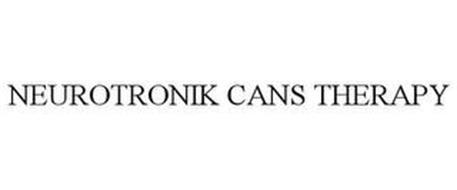 NEUROTRONIK CANS THERAPY