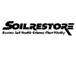 SOILRESTORE RESTORE SOIL HEALTH-ENHANCE PLANT VITALITY