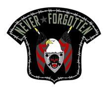 NEVER FORGOTTEN FALLEN HEROS