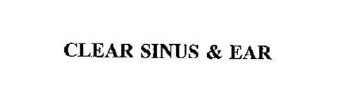 CLEAR SINUS & EAR