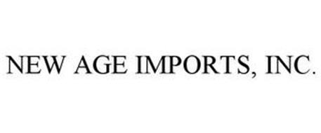 NEW AGE IMPORTS, INC.